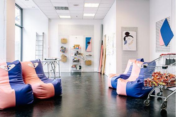 """Goal Girls Agency in Berlin, Projekt """"Co-creagency"""""""