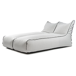 Sitzack Set - Sunbed Zip 2 Seater