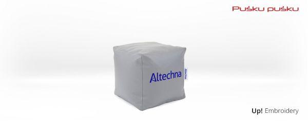 Bestickte Sitzsäcke ALTECHNA